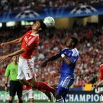 Benfica-Chelsea, the final of the Europa League 15 May at the Amsterdam Arena