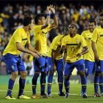 Copa Confederaciones 2013: Scolari da la  lista de convocados de  Brasil  sin Ronaldinho ni Kaká