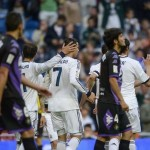 Real Madrid beat Valladolid with a brace from Ronaldo, Valencia thrashed Osasuna with 9