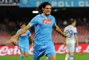 Cavani has won the Serie A based on goals