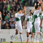 Elche is already the first division team
