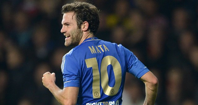 Juan Mata once ideal Premier League