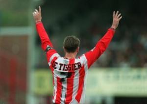 Le Tissier modest goalscorer