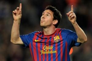 Messi top scorer Liga