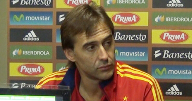 Lopetegui gives the list for Euro Israel