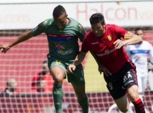 Mallorca 1-Levante 1 temporada 2012-13