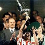 Final de la Copa del Rey 2013: El Atlético ya sabe lo que es ganarle al Real Madrid en el Bernabéu