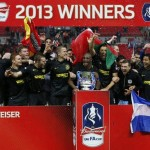 Wigan Roberto Martinez won the FA Cup to Manchester City