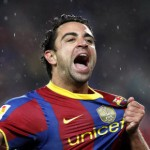Xavi, the active player with more leagues