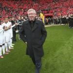 La despedida de Sir Alex Ferguson en su último día en Old Trafford
