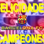 The Barcelona, League champion 2012-13