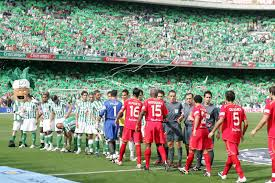 Betis and Sevilla have stopped losing to hurt rival.