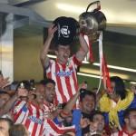 El Atlético de Madrid gana al Real Madrid la Copa del Rey en la prórroga