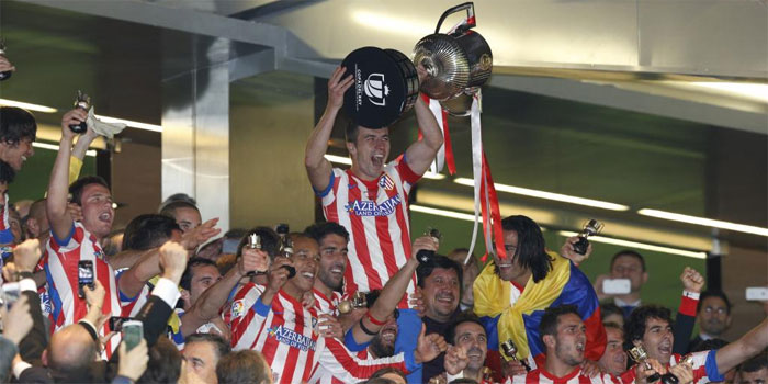 Atletico Madrid beats Real Madrid's Copa del Rey in overtime