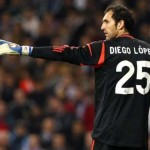 AC Milan is set to Diego Lopez to replace Abbiati