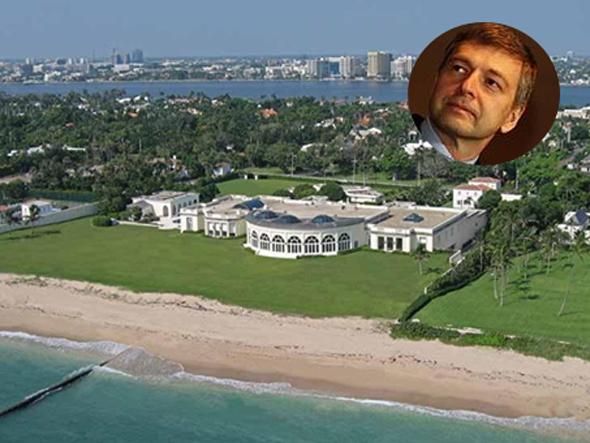 Dmitry Rybolovlev besitzt Monaco. die 119 Die weltweit größte Vermögen.