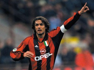 Maldini was over 20 years in the discipline of AC Milan.
