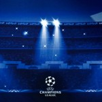 What teams will play the Champions 2013-14 which will host the final Lisboa?