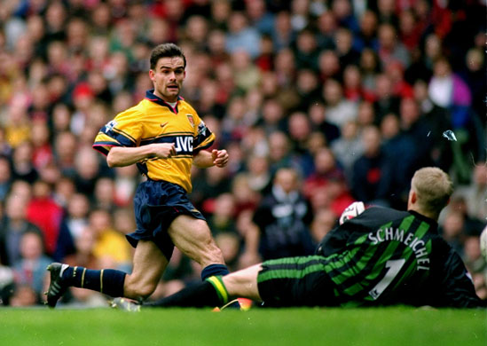 Overmars is one of the best ambidextrous history.