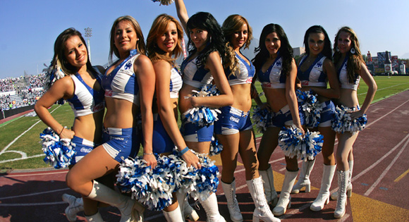 Europe say that Rayados girls are prettier than those of Tigers, Is it true?