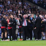West Bromwich Albion 5- Manchester United 5: the second tie five of the century in Europe Ferguson's farewell and Scholes