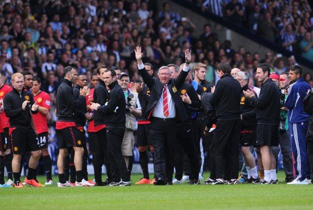 West Bromwich Albion 5- Manchester United 5: el segundo empate a cinco del siglo en Europa en el adiós de Ferguson y Scholes