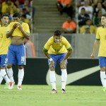 Brazil and England are tied to two in the Maracana reinauguración