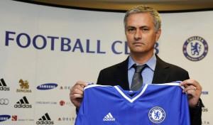 """Mourinho ya no es """"The Special One"""", ahora es """"The Happy One"""""""