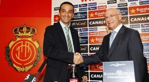 Oltra tiene el reto de intentar devolver al Mallorca a Primera