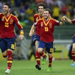 Brazil and Spain will play the final of the Confederations Cup