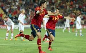 Morata and thrashed with rojita