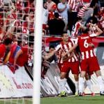 Almería 3 Girona 0: los almerienses vuelven a Primera