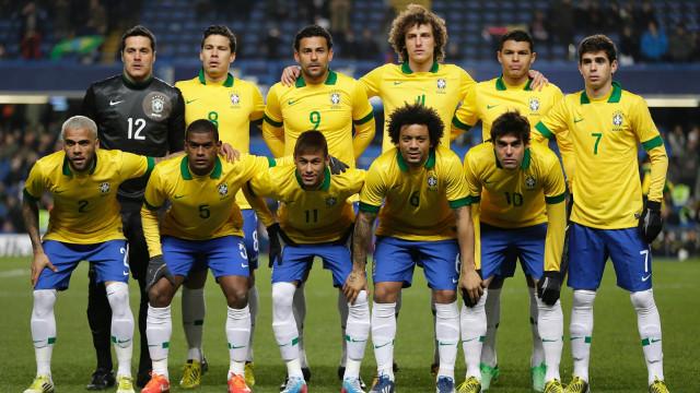Brasil aspira a ganar la Copa Confederaciones.