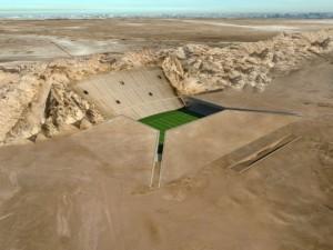 El Desert Stadium tendrá aire acondicionado en sus asientos.