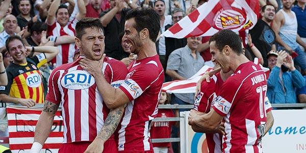 El Girona se encuentra ante el mayor reto de su historia