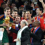 Spain, the golden generation of Spanish football