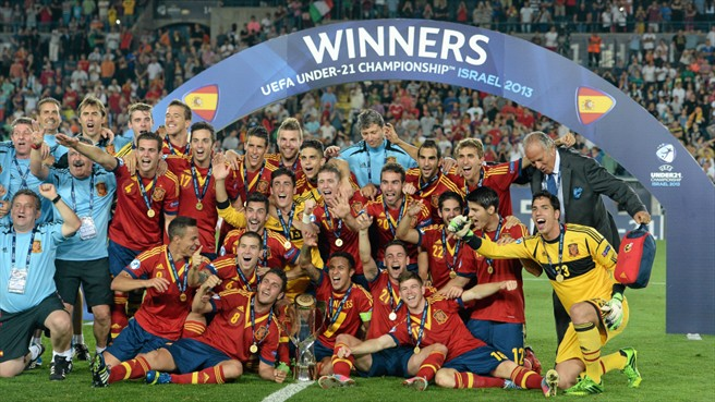 The UEFA European Under-21 Championship, the ultimate success of Spanish football