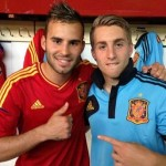 Gerard Deulofeu and Jesse Rodriguez, future cracks of Barcelona and Real Madrid