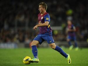 Gerard Delofeu, la joya de la corona de la cantera del Barcelona