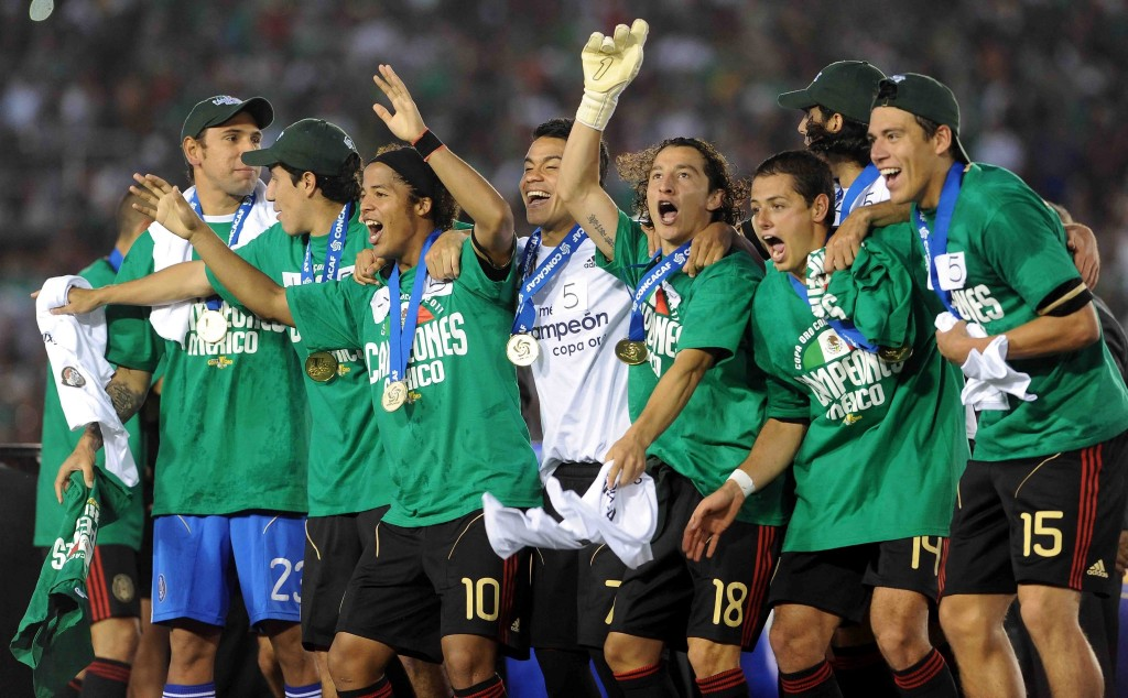 What are the next matches Mexico? Knows the timing of the Tricolor, selecting most games played in a year