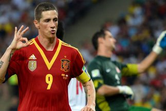 Torres with four goals is angry with Tahiti