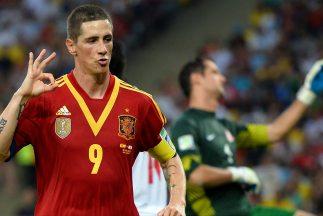 Torres con cuatro goles se ensaña con Tahití