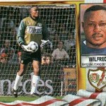 Wilfred, the legendary goalkeeper Rayo Vallecano
