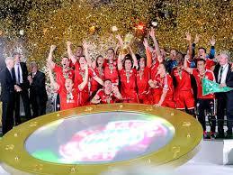 El Bayern se suma a los clubes que han ganado el triplete europeo.