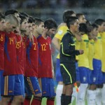 Clashes Spain-Brazil: all of its history
