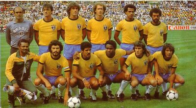 Possibly, Brazil 82 was the team that played better football in history.