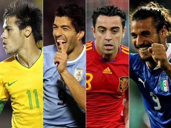 ¿Quién será la estrella de la Copa Confederaciones?