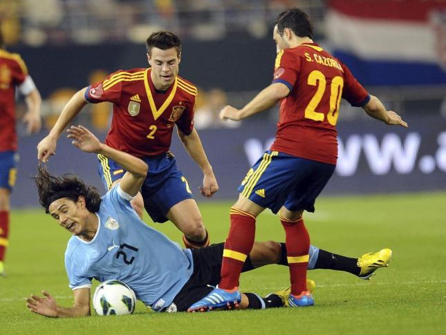 España y Uruguay son favoritos del grupo B.
