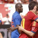Spain suffers to defeat Haiti 2-1