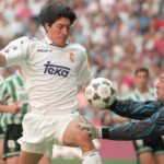 Ivan Zamorano, one of the best players in the history of Chile